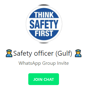Safety Officer's WhatsApp Group Link