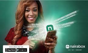 Nairabox airtime recharge app