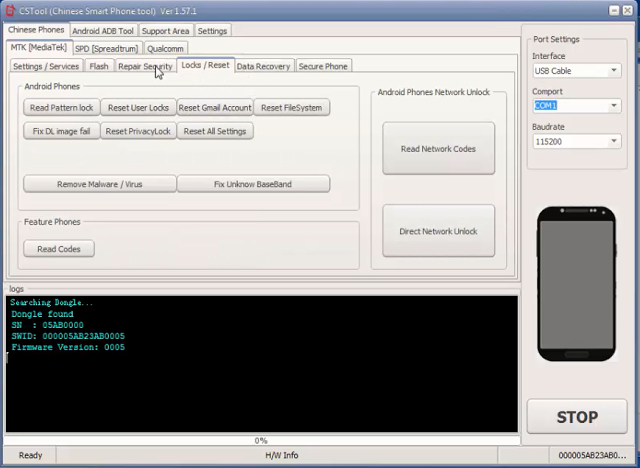 uct box driver for windows 7