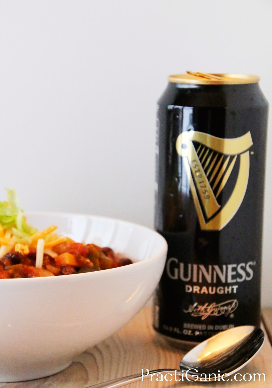 Vegetarian Guinness Chili