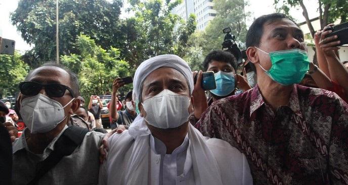 Hakim Sebut Dua Hal Ini Jadi Alasan Meringankan Vonis Habib Rizieq