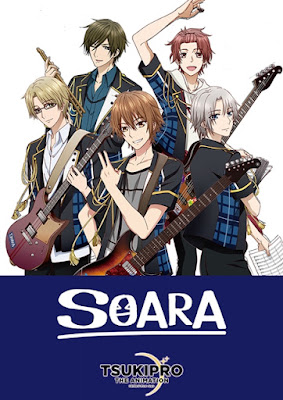 TsukiPro The Animation Soara