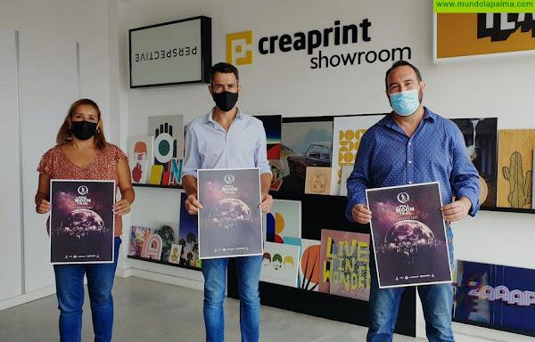 Creaprint, nuevo patrocinador de la Full Moon Trail Naviera Armas