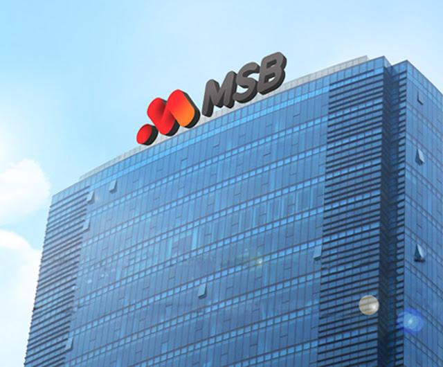 Ngân hàng Thương mại cổ phần Hàng Hải Việt Nam (MSB).