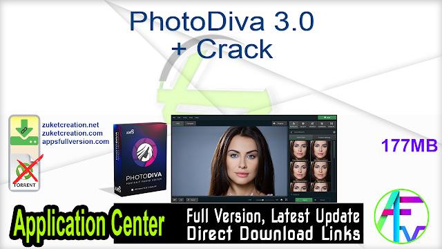 PhotoDiva 3.0 + Crack