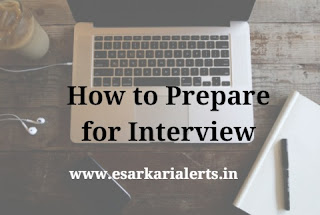 How to Prepare for Interview