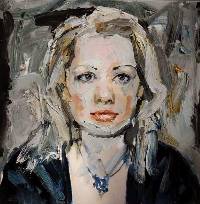 Между чувственностью, материальностью и моралью. Olga Novokhatska