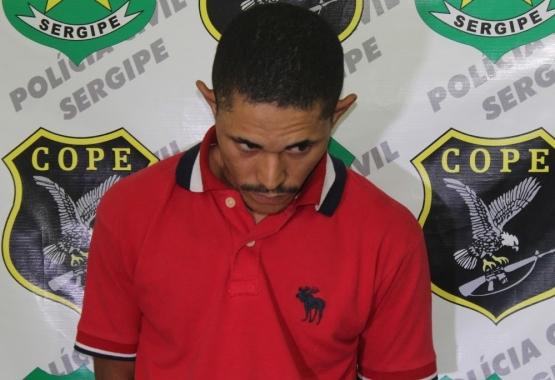 Polícia apresenta provas materiais e suspeito de matar delegado Ademir Melo