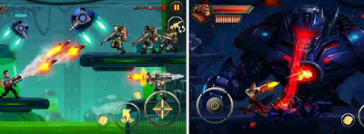 Game Contra Online Metal Squad: Shooting Game