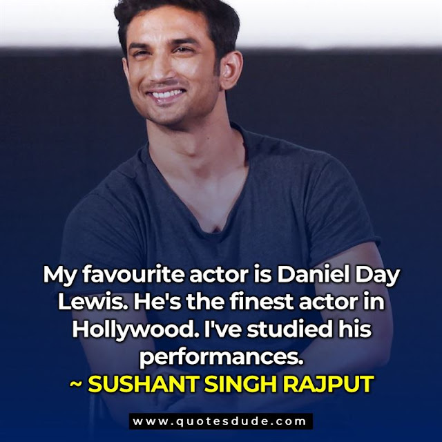 sushant singh rajput quotes in english, sushant singh rajput quotes images, sushant singh rajput quotes in chhichhore,