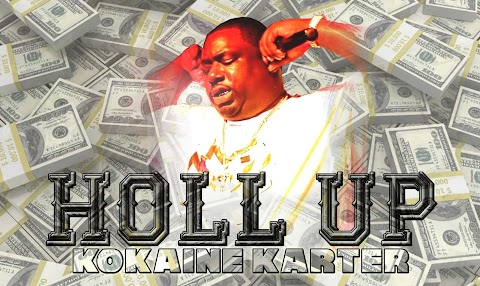"Kokaine Karter drops certified trapper's anthem ""Holl Up"" ft T2 [Music + Interview]"