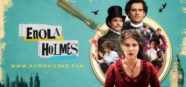Enola Holmes (2020) NF WEB-DL Dual Audio (English + Hindi) 480p,720p & 1080p Download   400MB,1GB & 1.5GB