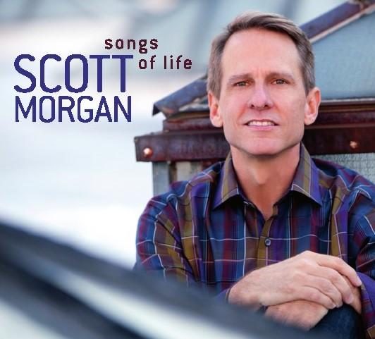 Republic of Jazz: Scott Morgan - Songs of Life (September 12