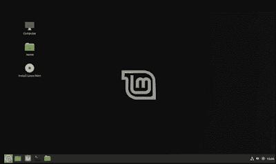 تثبيت Linux Mint Cinnamon