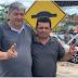 Pré-candidato Chico Mala recebe mais uma adesão importante, Dedé Taxista que migrou para o grupo de situação. Confira matéria.