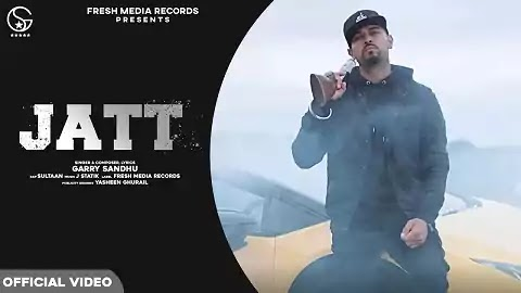 Jatt Lyrics in Punjabi Font | Garry Sandhu, Sultaan | Latest Punjabi Rap Song