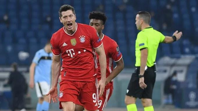 Lewandowski open to possible Bayern Munich departure