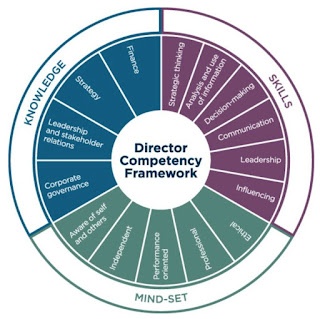 Director competence assessment tool, article by Richard Gourlay leadership and business consultant..