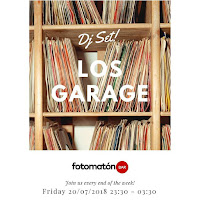Dj Set de Los Garage en Fotomatón Bar