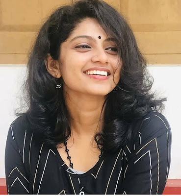Chakkapazham actress Shruthi Rajanikath