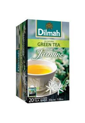 Green tea dilmah untuk kesehatan