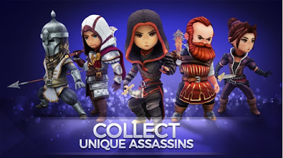Assassin's Creed Rebellion Mod Apk+Data Android