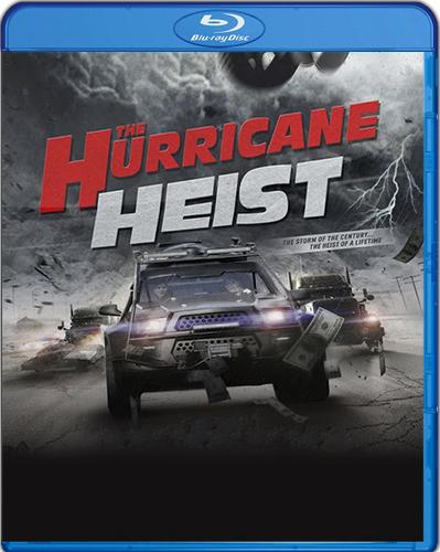 The Hurricane Heist [2018] [BD25] [Latino]