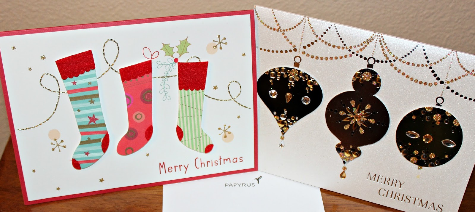 Celebrating Christmas Card Day with PAPYRUS Cards