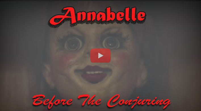 Watch Annabelle Movie Trailer Review
