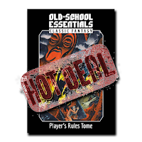 DTRPG Deal of the Day Worth Checking Out: Old-School Essentials Player's Rules Tome