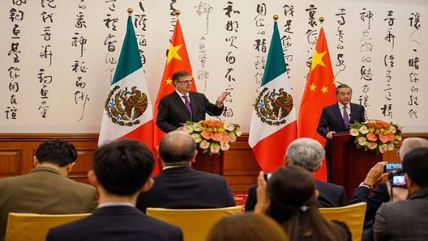China y México rechazan injerencia de EE.UU. en Venezuela