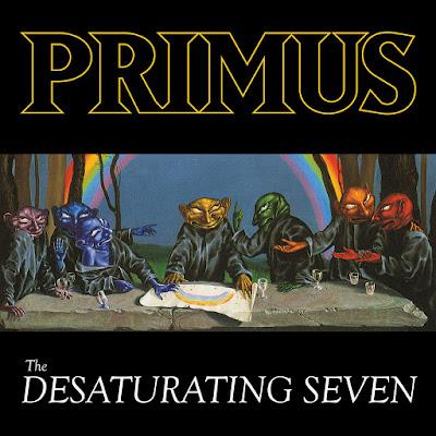 Primus The Desaturating Seven Album