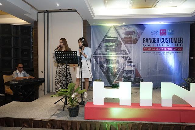 Ranger Customer Gathering 2019