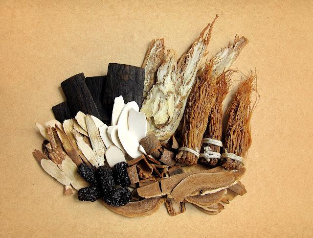 Sử dụng thuốc cho các loại thảo mộc cụ thể là cơ bản của y học cổ truyền