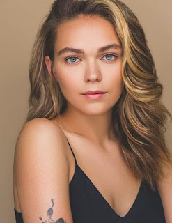 Picture of American actress Leah Wasilewski