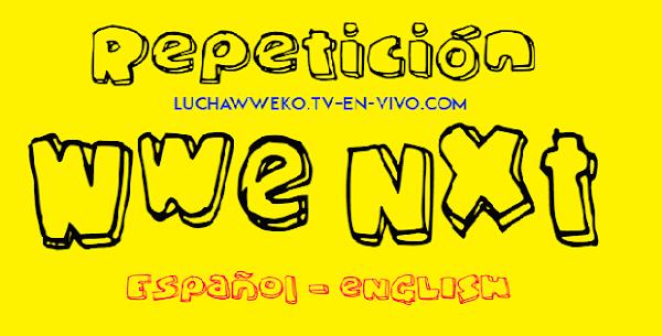 Repetición de Nxt 22 de Julio de 2020 En Español