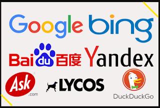أشهر و أفضل 5 محركات البحث العالمية