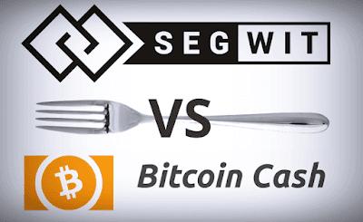 إستراتيجية-Segwit2x-واستراتيجية-Bitcoin-Cash
