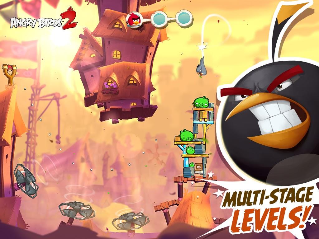 Angry Birds 2 v2.2.1 Mod
