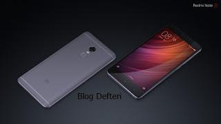Xiioami'nin Yeni Modeli Redmi Note 4 Teknik Özellikleri