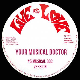 """Your Musical Doctor #5 """"Musical Doc Version"""""""