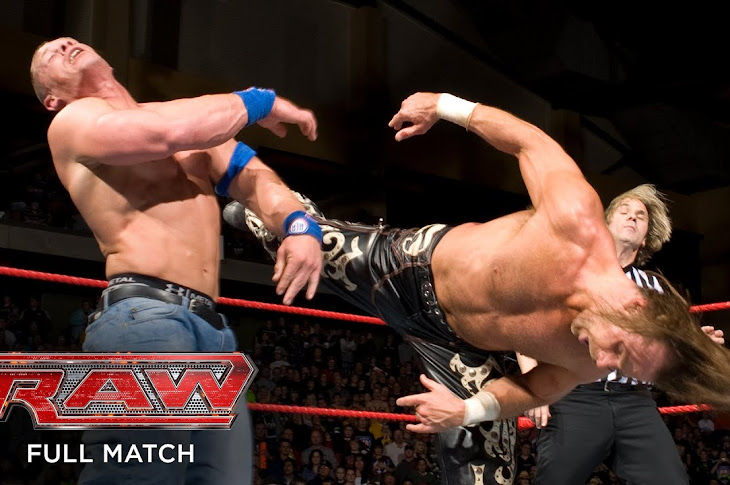 WWE FLASHBACK: John Cena vs Shawn Michaels In 2009