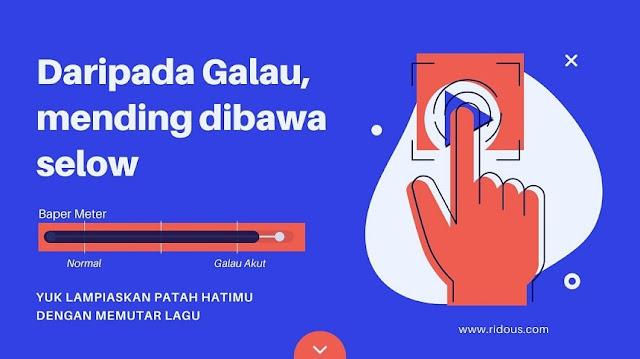Lagu Indie Indonesia yang Galau Buat Kamu yang di Tinggal Pergi Alias Patah Hati
