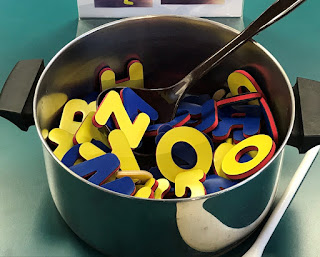 Soup Storytime, Alphabet Soup Song