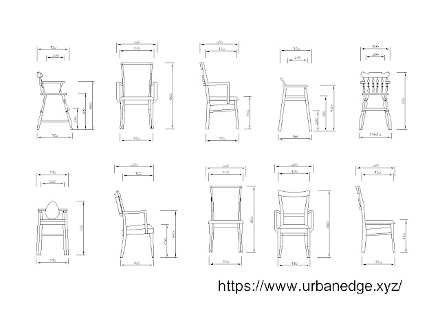 chair cad blocks,chairs dwg