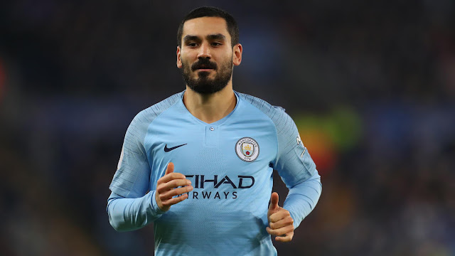 Manchester City couldn't show an effect like the last two seasons - llkay Gundogan
