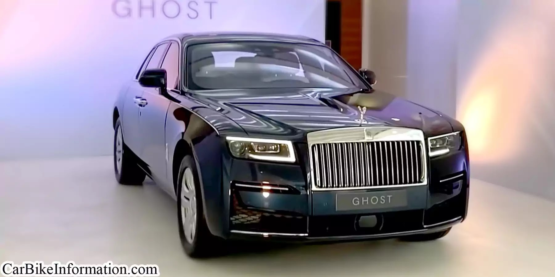 Rolls Royce Ghost Price Mileage Colour Varients Images Specification And Features