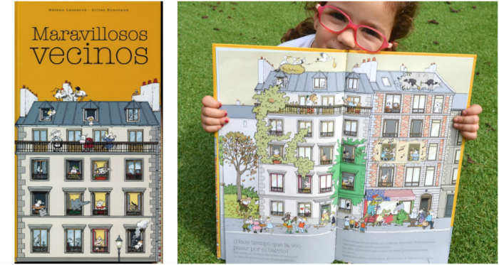 cuentos imprescindibles, maravillosos vecinoas birabiro