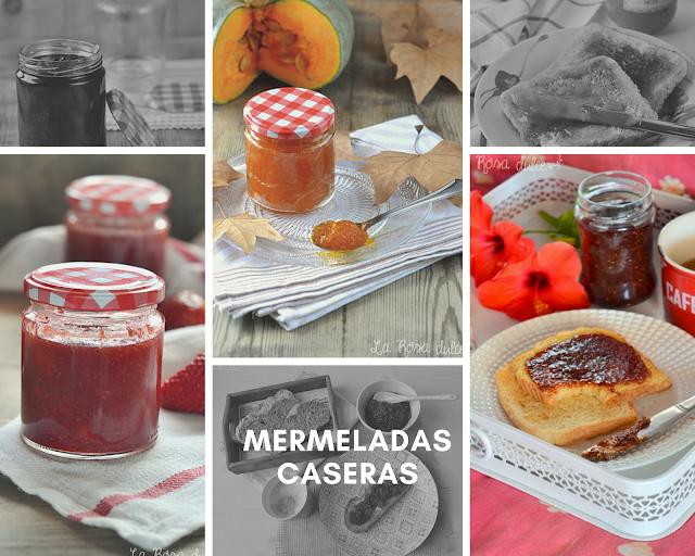 Mermeladas caseras #mermelada