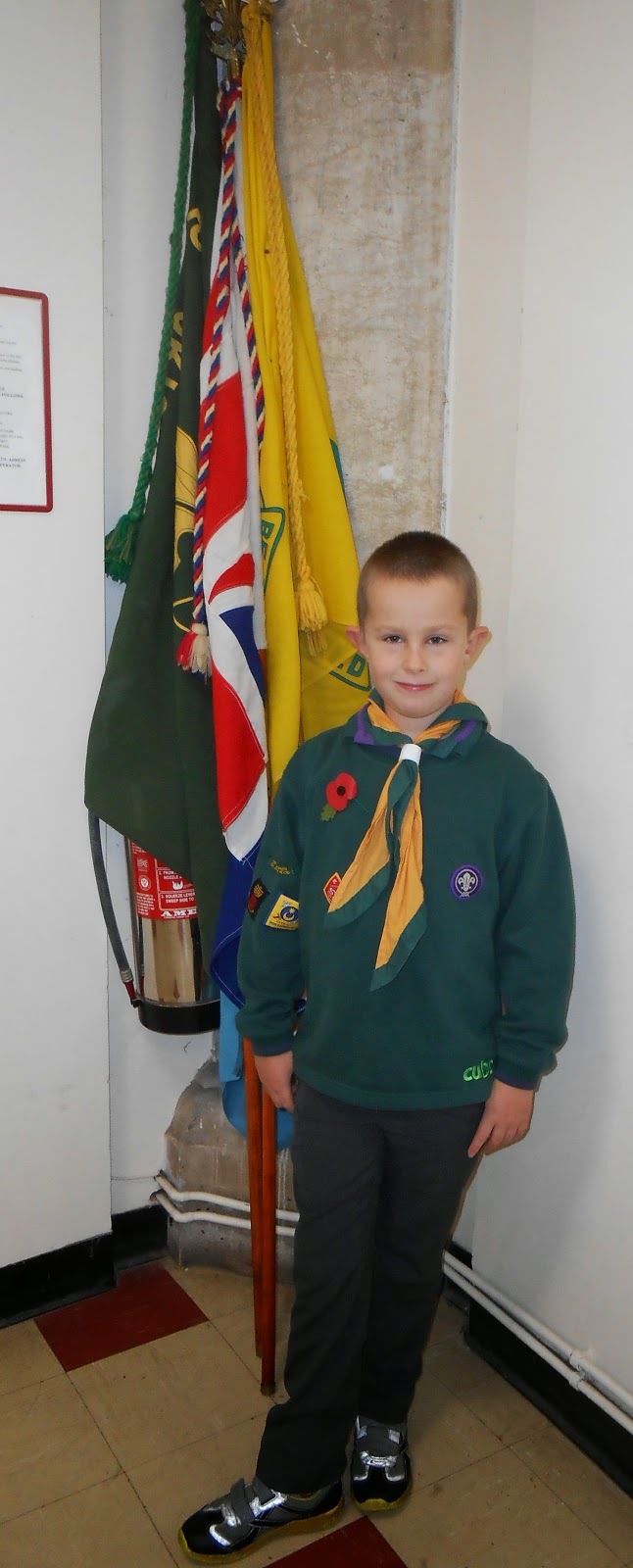 milton st james parish portsmouth cub scout group